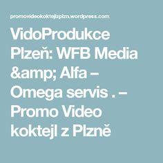 VidoProdukce Plzeň: WFB Media & Alfa – Omega servis . – Promo Video koktejl z Plzně