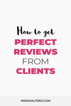 How To Get Perfect Client Testimonials Business Motivation, Business Quotes, Business Tips, Online Business, Social Media Marketing Business, Business Entrepreneur, Internet Marketing, Making Money Teens, Massage Marketing