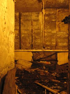 MAKING THE MARROW - VINTAGE VENTURES - Churchill's Secret Underground Bunker (Neasden, London, UK)