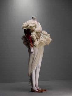Ensemble, The Girl Who Lived in the Tree, autumn/winter 2008–9 | Alexander McQueen: Savage Beauty | The Metropolitan Museum of Art, New York...