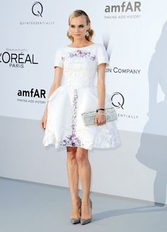 Diane Kruger Photo - Celebs at the amfAR Gala