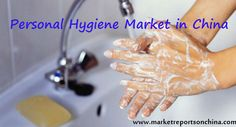 The Chinese #PersonalHygiene market will register high growth led by #Soap category in both value and volume terms.