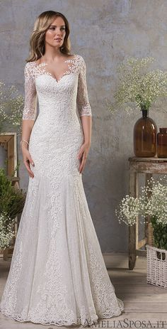 Courtesy of Amelia Sposa wedding dresses