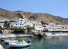 Hafen in Sfakia Kreta. Photos, Photomontage, Spain, Vacation, Pictures