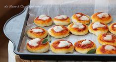 Pizzette da bar morbide