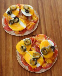 Breakfast Pizza - FSPDT