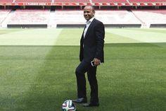 Dia especial para Léo Bastos, ou simplesmente Léo, como ficou conhecido em Portugal aquando da sua passagem pelo Benfica. O antigo lateral esquerdo brasile