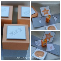Mini-Explosionsboxen als Goodies - Patricia Stich, unabhängige Stampin´Up! Demonstratorin 2016