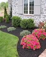 37 Garden Edging Ideas: How To Ways For Dressing Up Your Landscape 2018 Landscape ideas for backyard Sloped backyard ideas Small front yard landscaping ideas Outdoor landscaping ideas Landscaping ideas for backyard Gardening ideas Cod And After Boulders Outdoor Landscaping, Front Yard Landscaping, Outdoor Gardens, Landscaping Plants, Cheap Landscaping Ideas For Front Yard, Inexpensive Landscaping, Budget Landscaping Ideas, Black Rock Landscaping, Front Yard Fence Ideas Curb Appeal