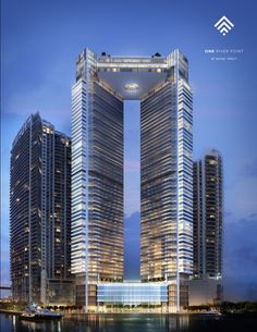 Gallery of Rafael Viñoly Adds to Miami's Luxury Residential Boom with New Tower Design - 2