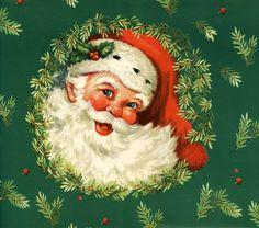 Spectacular Retro Santa Claus Image! - The Graphics Fairy