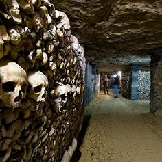 World's Creepiest Attractions - Articles   Travel + Leisure.  I've been to the Aktun Tunichil Muknal Cave in Belize and loved it! It's quite strenuous though to swim and walk in the cold streaming water.
