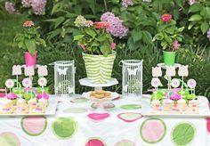 Kids Garden Parties Kid Ideas Party Green