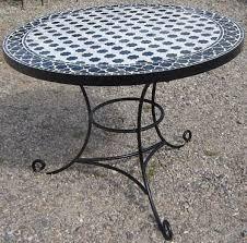 Image result for mesas con mosaicos