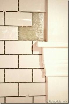 How To Install A Subway Tile Backsplash Tiles And Kitchens