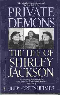 Shirley Jackson's bio is just as interesting as any of her stories