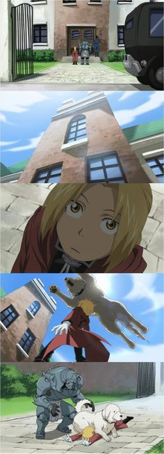 Edward Elric FMA:brotherhood episode 4 made by (@Emily Schoenfeld Schoenfeld Schoenfeld Schoenfeld ッ)