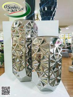 JARRA DECORATIVA (cerâmica)