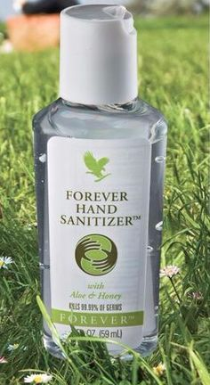Forever Hand sanitizer Aloe Vera Gel, Forever Living Company, Solution Hydro-alcoolique, Network Marketing Quotes, Forever Business, Forever Aloe, Forever Living Products, Hand Sanitizer, Travel Size Products