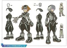 kingdom hearts unchained x - Google Search