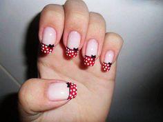 minnie nails