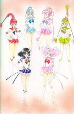 Sailor Moon Manga, Sailor Saturn, Sailor Moon Art, Sailor Moon Crystal, Manga Illustration, Illustrations, Naoko Takeuchi, Sailor Moon Character, Sailor Scouts