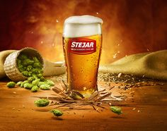 STEJAR Strong Beer on Behance