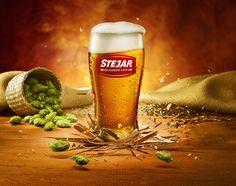 STEJAR Strong Beer on Behance