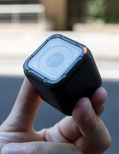 The GoPro Hero 4 Session is the smallest GoPro ever.