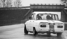Alfa Romeo Giulia classic @ Monza
