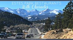 Without a doubt, eating out when traveling is one of my favorite parts of a vacation. Here are some of our favorite Estes Park restaurants with character ...