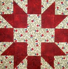 Hearth and Home Quilt Block and the Main Character in A Thread of Truth