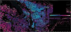 Digital Cartography - Interactive Maps Includes: Portland, Oregon: The Age of a City