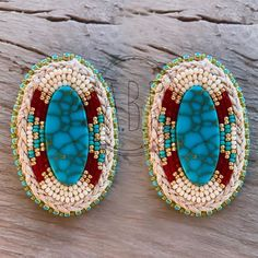 Another pair on their way home (I do keep forgetting to snap a picture of my designs side by side before i package them up) #abeadedproject #etsy #etsyshopowner #etsygifts #etsyjewelry #authenticnativeamerican #native #nativeamerican #beadwork #beadedjewelry #beadedearrings #ute #tribe #tribal #handmade #ndnbling #sparkle #earrings #accessories #post #gold #sold #niciasaccessories #pantonecoloroftheyear2017