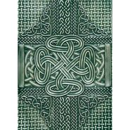 Spellbinders M-Bossabilities 3D Embossing Folder Celtic Knot