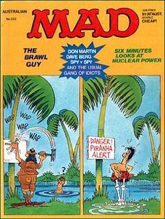 Australian MAD Magazine #233