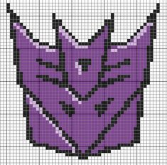 Continuing with the transformers-theme, enjoy!  Decepticons