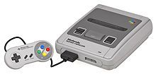 Nintendo Super Famicom.