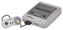 Nintendo Super Famicom.