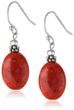 Sterling Silver Coral Oval Bead Drop Earrings Amazon Curated Collection,http://www.amazon.com/dp/B003E7EPWU/ref=cm_sw_r_pi_dp_NabAtb1MJHRDG97B