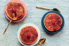 Rum Broiled Grapefruit | 24 Deliciously Healthy Ways To Satisfy Your Sweet Tooth