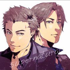 Anime version!!!