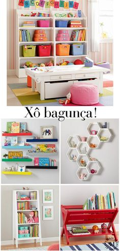 Designing a kids' bedroom and then decorating it aptly is both a time consuming and costly affair. Baby Bedroom, Girls Bedroom, Bedroom Decor, Toy Rooms, Kids Decor, Home Decor, Kid Spaces, Room Interior, Girl Room