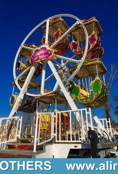 Wonderful Ferris Wheel sky wheel Games happy mini amusement rides for sale/mini ferris wheel amusement