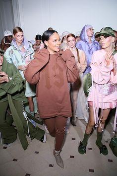 Rihanna Fenty Puma Show Paris Fashion Week - Image 7