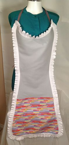 Sexy Strips Apron for Culinary Goddess by LillyBoChic on Etsy @lillybochic