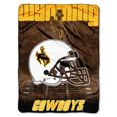 Use this Exclusive coupon code: PINFIVE to receive an additional 5% off the University of Wyoming Overtime Throw at SportsFansPlus.com