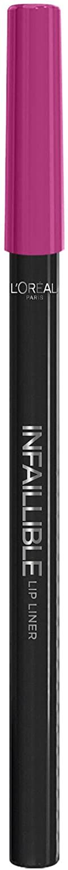 L'Oreal Paris Infallible Lip Liner, 103 Fuchsia Wars