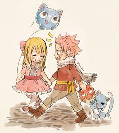 Fairy tail kids by SketchyxFlavor