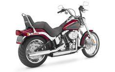 Harley-Davidson Softail wallpaper